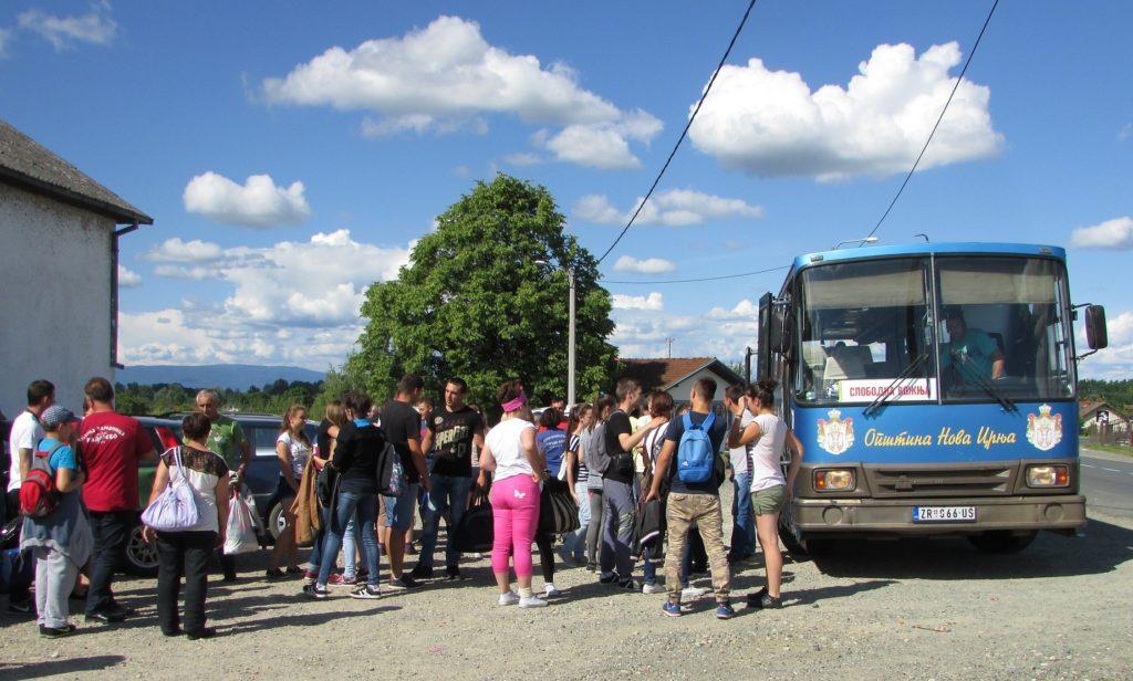 Gradiska 01 Dolazak gosti iz Radojeva foto M Pilipovic
