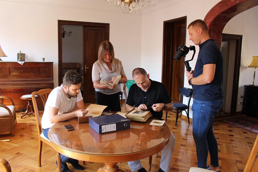 PORODIČNI ALBUM VELJKA ČUBRILOVIĆA, ORGANIZATORA SARAJEVSKOG ATENTATA