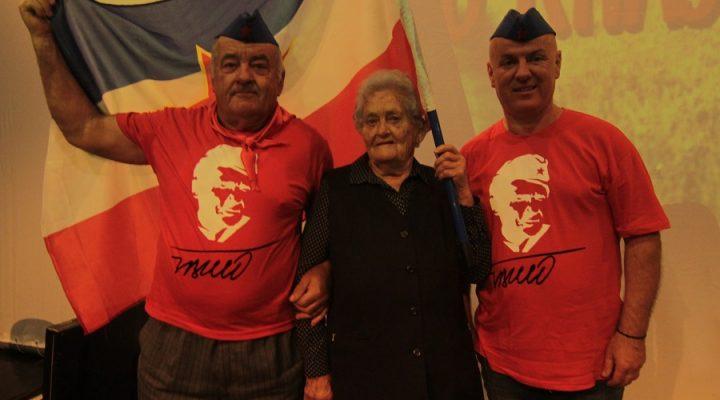 POBJEGLA I IZ JASENOVCA Najstarija partizanka još čuva pušku zarobljenu u BORBAMA NA KOZARI