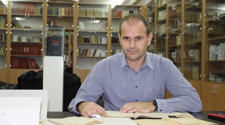VIJEKOVI U DOKUMENTIMA Bojan Vujčić, istoričar koji je vratio sjećanje Gradiški