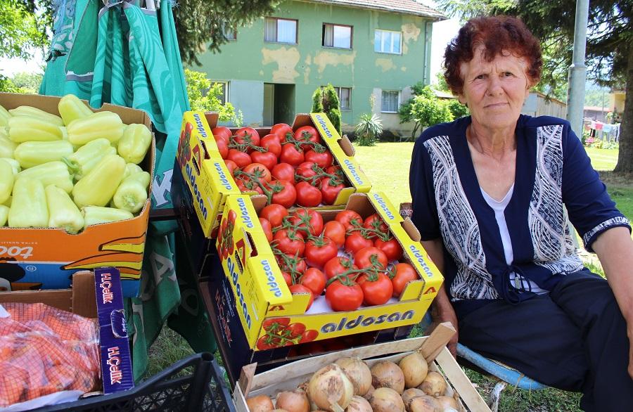 KO HOĆE DA RADI, KOD STANE UVIJEK IMA POSLA Vrijedna penzionerka i poslodavac iz Podgradaca