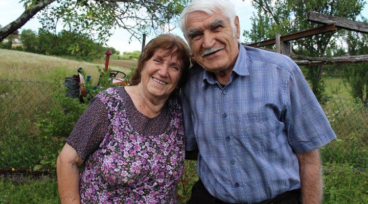 NA LJUBAV IZ MLADOSTI ČEKALI 53 LJETA Životni putevi Mire i Tomislava spleli se nakon pola vijeka