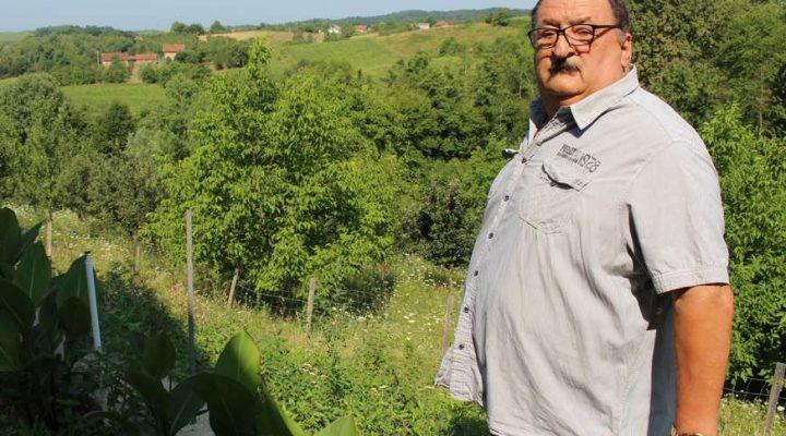 U Austriji gradio visoke dimnjake, a sada uživa pod rodnom Kozarom