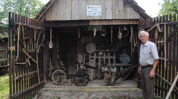 Rodnu kuću pretvorio u muzej